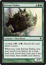 KROSAN TUSKER NM mtg Commander 2013 Green - Boar Beast Com