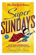 The New York Times Super Sundays - Shortz, Will (EDT)