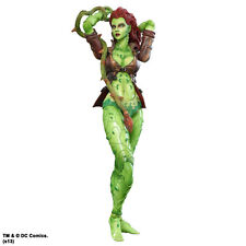 Batman 9'' Arkham City Poison Ivy Play Arts Kai Action Figure NEW
