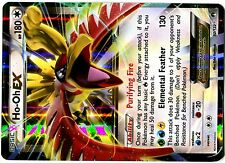 POKEMON XY9 (Breakpoint) HOLO N°  92/122 HO-OH EX 180 HP