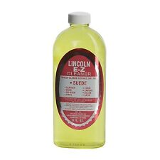 LINCOLN E-Z CLEANER - SUEDE LEATHER VINYL CANVAS & MORE