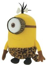 "15"" XL Plush CAVEMAN Minion Movie Despicable Me NEW! USA SELLER! FAST SHIPPING!"