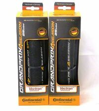 Continental Grand Prix 4 Season 700x25 Pair Black