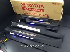 MIT Toyota Corolla 2014-on OEM LED light INNER door sill plate replacement parts