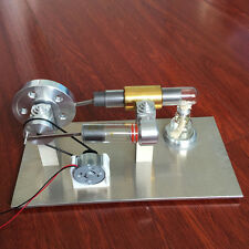 Hot Air Stirling Engine Model Motor Power Electricity Generator Engine Model Toy