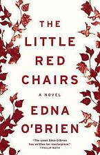 Little red chairs: Edna O'Brien. New hardcover signed first/first