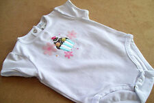 MAGGIE & ZOE ONE PIECE BODYSUIT T-SHIRT CUPCAKES 3 Mos.