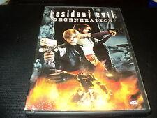 """DVD """"RESIDENT EVIL - DEGENERATION"""" film d'animation / HORREUR"""