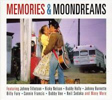 MEMORIES & MOONDREAMS - 50 TRACKS  (NEW SEALED 2CD)