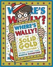 Where's Wally? The Solid Gold Collection by Martin Handford (Paperback, 2008)