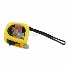 2M/6FT/72inch Retractable Rule Steel Tape Ruler Measure Tool Metric & Imperial