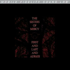 The sisters of mercy First and Last and Always-LP/vinyl-us Import - 2011
