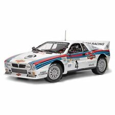 LANCIA 037 #4 RALLY MONTE CARLO 1985 MARTINI 1/18 DIECAST MODEL KYOSHO 08302D