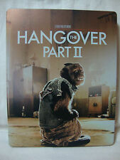THE HANGOVER Part II Blu-ray Disc and STEELBOOK Hilarious Comedy