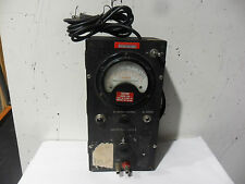Vintage Electronic Volt Meter 300 Tester by Ballantine Laboratories .