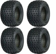 (4) GO KART  MINI BIKE TIRES  145 70 6  Set of 4 tires