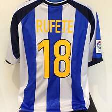Malaga RUFETE 00/01 Home Football Shirt (XL) Soccer Jersey