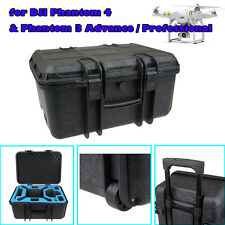 Carrying Trolley Hard Case RC Quadcopter Box for Drone DJI Phantom 4 3 & Parts