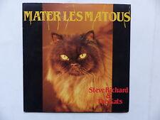 STEVE RICHARD & THE KATS Mater les matous 14299 7