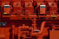 667079 Electric Emergency Generator A4 Photo Print