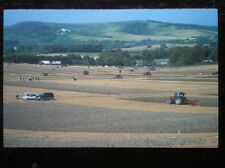 POSTCARD B44 SUSSEX MOUNT CABURN - THE ANNUAL PLOUGHING MATCH