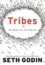 Tribes: We Need You to Lead Us, Seth Godin, Good Book