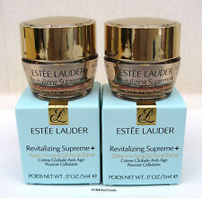 Estee Lauder Revitalizing Supreme + Global Anti Aging Cell Power Creme 2 X 5ml