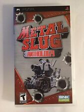 Metal Slug Anthology - Sony PSP - Replacement Case - No Game