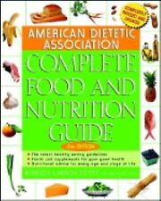 American Dietetic Association Complete Food and Nutrition Guide (2nd E-ExLibrary