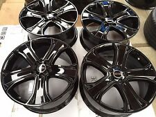 "20"" NEW BLACK OEM ORIGINAL FACTORY RANGE ROVER SPORT SUPERCHARGED STYLE-6 WHEELS"