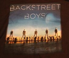 BACK STREET BOYS ROCK POP MUSIC RETRO CONCERT TEE T SHIRT TSHIRT SZ XL