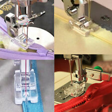 1Pc Invisible Zipper Zip Foot For Domestic Sewing Machine Brother Janome Singer