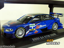 AUDI A4 DTM 2010 - 1/18 MODEL CAR BY NOREV DTM 2010  - TEAM PHEONIX 188333