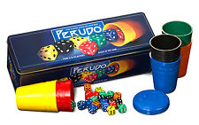 Perudo - Brand New Liars' Dice Game in Tin