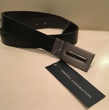 New French Connection Belt Bnwt Mens Fcuk leather Belt Retail £34 32-34 Designer