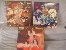 3 Records 1 Price! Charles Gerhardt/Douglas Gamley, The Moldau/Roumanian/Pomp &
