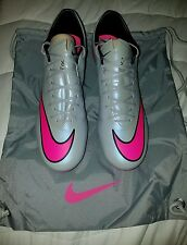 NEW Nike Mercurial Vapor X FG Soccer Cleat Men's Size 10  648553-060