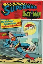 Superman 1975/ 16 (Z1-2,Sm, Sz), Ehapa