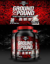 Ground & Pound, Protien Powder, Defense Supplements