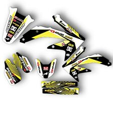 2005 2006 2007 2008 HONDA CRF 450R GRAPHICS KIT CRF450R MOTOCROSS MX DECALS