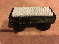 2001 Authentic Learning Curve Wooden Thomas Train Railway Repair Ballast Car!
