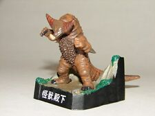 Gomora Figure from Ultraman Diorama Set! Godzilla Gamera