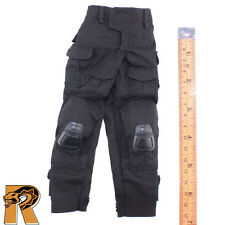 VH CQB - Black Combat Pants - 1/6 Scale - Very Hot Action Figures