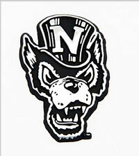 University of Nevada at Reno Wolfie Auto Car Emblem