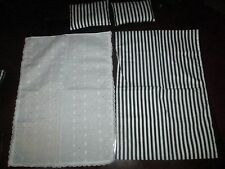 Fits American girl~BUNK BED SHEETS~PILLOWS~NEW
