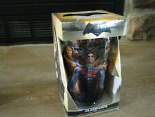 BATMAN VS SUPERMAN & WONDER WOMAN 16 OZ PINT BEER GLASS NEW HOLOGRAM PICTURE X 3