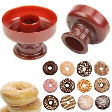 Toast Mould Clay Sugarcraft Mold Donut Maker Marzipan Cake Bread Fondant