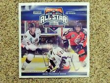 2010 ECHL Reebok All-Star Game [Ontario Reign] game (newspaper style) program