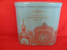 Fortnum & Mason County Buscuits Storage Tin.(Empty)