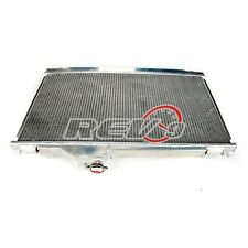 2001-2005 IS300 2 ROW DUAL CORE ALUMINUM RACING RADIATOR (NA/TURBO) cap altezza